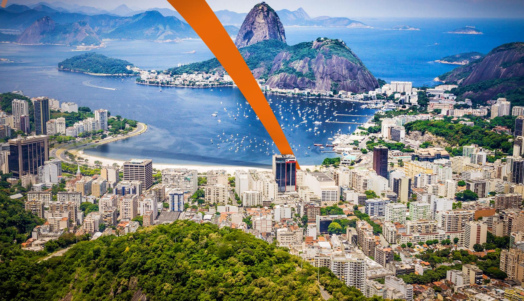 La tua azienda in Brasile